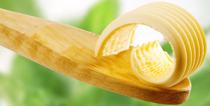 Low-Fat Substitutions for Butter (Infographic)