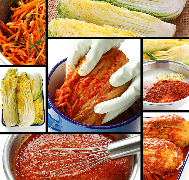 Food Preservation Guide - Canned Kimchi