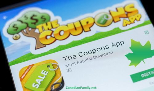 The Very Best FREE Coupon Apps for Canadians