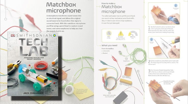 Tech Lab Book