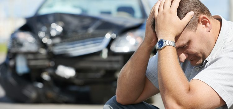 What Should I do if I've Been in a Car Accident? (Infographic)