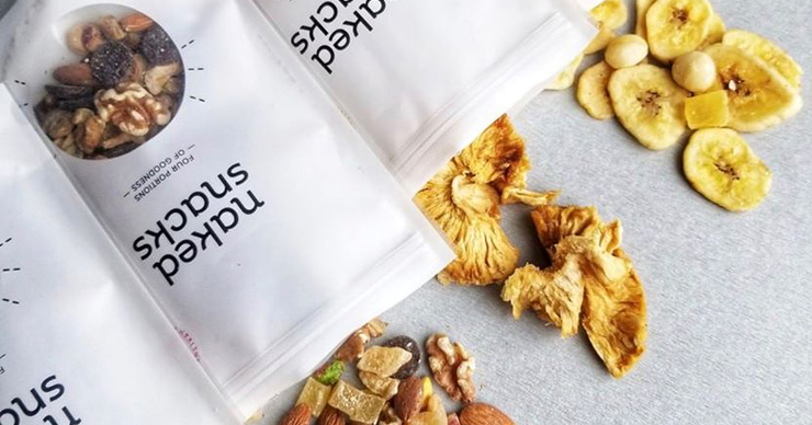 Naked Snacks Made in Canada