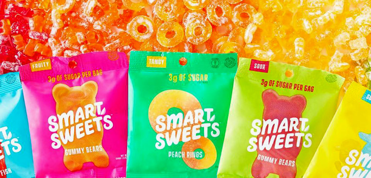 Smart Sweets Made in Canada