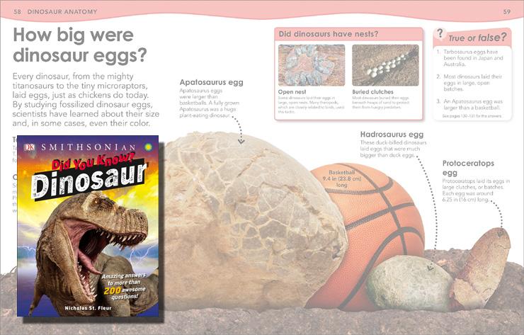 Did You Know Dinosaur
