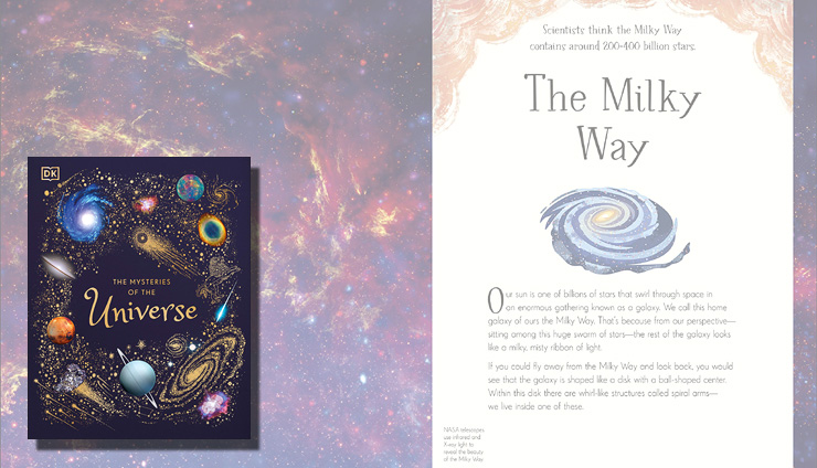 Mysteries of the Universe Book