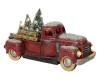 Holiday Living Retro Red Truck with Lights