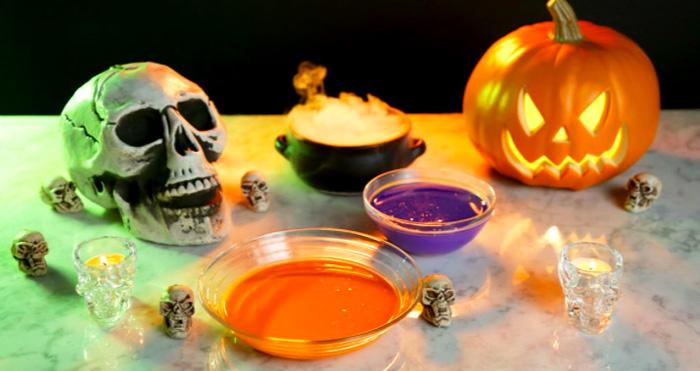 Halloween Goo Recipe