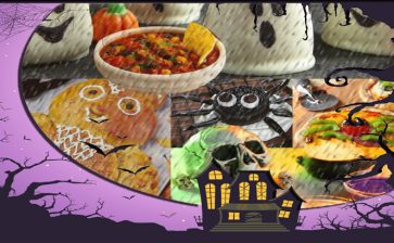 6 Halloween Recipes with Tales of Haunted Canadian Restaurants